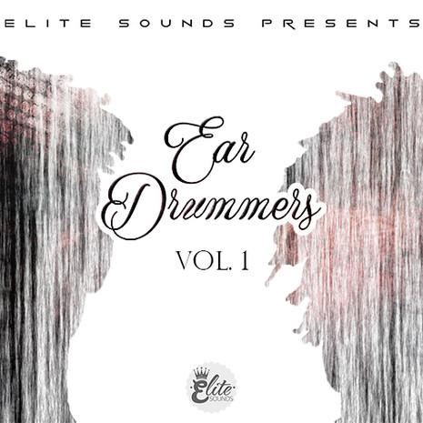 Elite Sounds - Ear Drummers Vol.1 (MIDI, AIFF) - сэмплы ударных