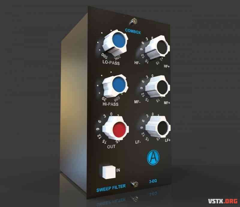 Analog Obsession - Equalizer Bundle VST, AAX, AU WIN.OSX x86 x64 - набор плагинов, эквалайзеры
