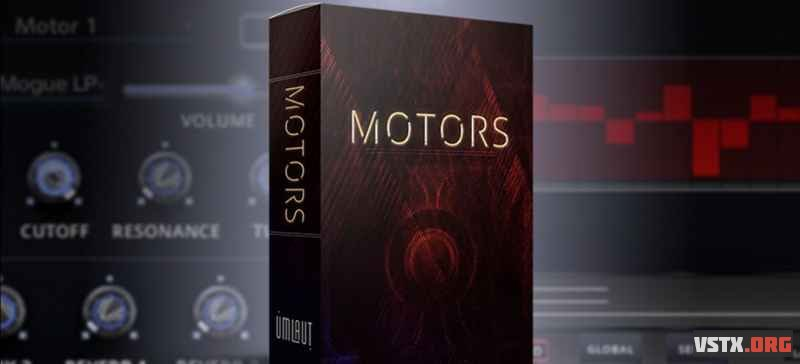 Umlaut Audio - MOTORS (KONTAKT) - сэмплы cinema Kontakt