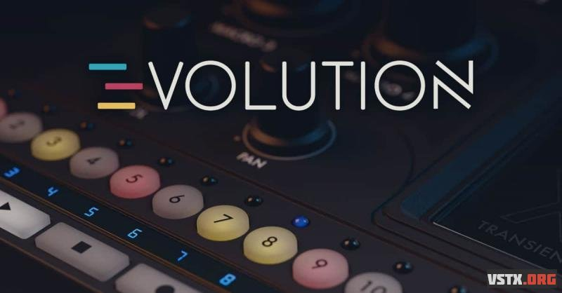 Wave Alchemy - Evolution (KONTAKT) - сэмплы ударных Kontakt