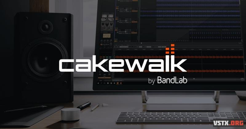 BandLab Products - Cakewalk by BandLab 2020.05.039 - секвенсор