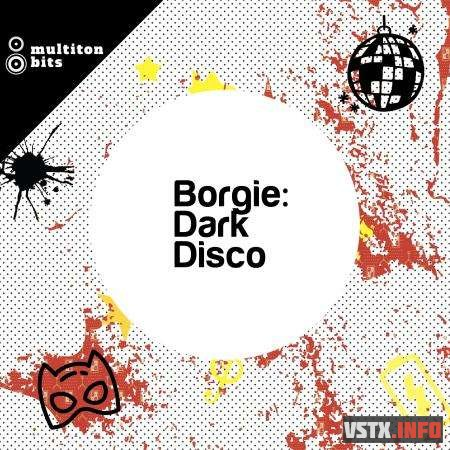 Multiton Bits - Borgie Dark Disco (WAV) - сэмплы disco