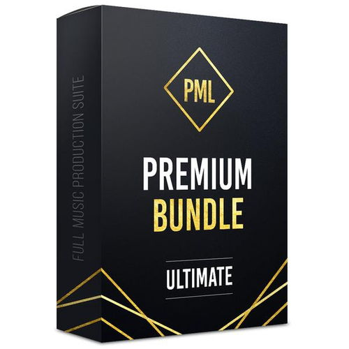 Production Music Live - PML Premium Bundle (MIDI, WAV, Synth presets) - набор сэмплов