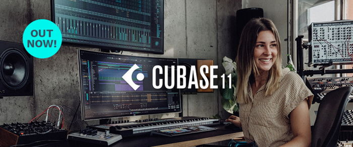 Steinberg - Cubase 11 PRO 11.0.10 321 x64 [202002, MULTILANG +RUS] - секвенсор