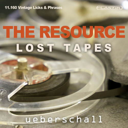 Ueberschall - The Resource - Lost Tapes (ELASTIK) - сэмплы retro Elastik