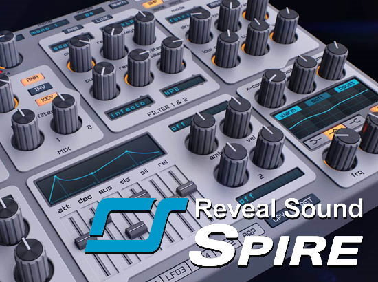 Reveal Sound - Spire 1.5.8 VSTi x86 x64 Win [04.04.2021] - синтезатор